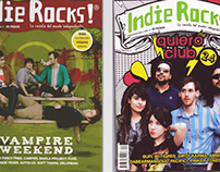 Indierocks! mag / covers