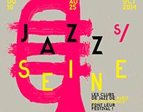 Jazz sur seine 2014