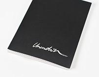 """""""Unendlich"""" Concept Book"""