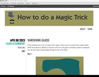 Blog: How to do a Magic Trick