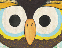 The Owl Goes -poster-