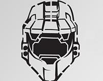 Halo 4 stencil