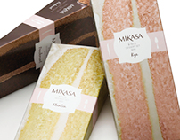 Mikasa Dessert Set Packaging