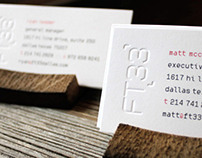 FT33 identity and design