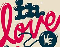 Love Propagande/t-shirt design