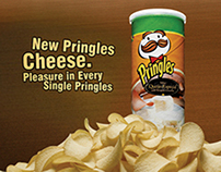 Pringles | New Pringles Cheese