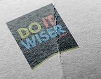 Do it wiser