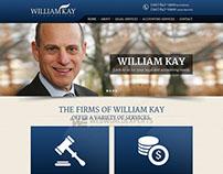 William Kay - Website Development