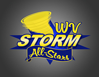 WV Storm All Stars Cheerleaders