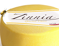 Zinnia gourmet cheese