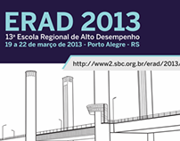 ERAD 2013