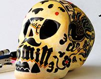ITZMIN Skull