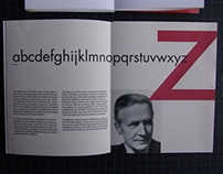 Typeface to Font (Typography Book)