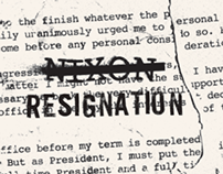 Nixon Resignation Speech