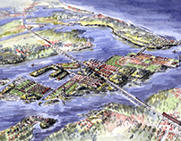 Stanley Key Masterplan