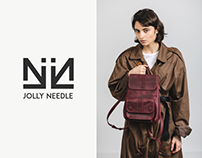 JOLLY NEEDLE Online store concept