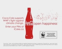 Coke - Open Happiness