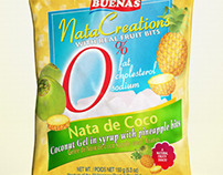 Packaging for Nata de Coco Treats