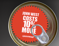 Greenpeace vs John West