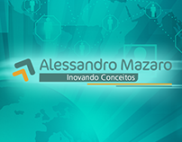 APP Alessandro Mazaro - Design de Interface