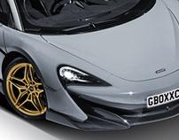 McLaren OGWE