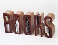 The Books Shelf