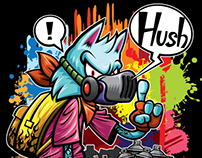 Hush (WOLF MAN)