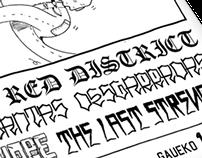 Ostiral Mehea Punk-Rock Fest 2013