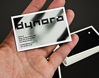 Dynora — Thermal businesscards