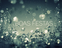 Boas Festas - Happy Holidays