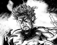 El Demonio Paraguayo. Epopeya Comics
