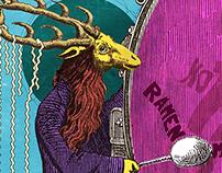 Ramen Music Cover Art