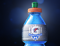 Gatorade - Cool Blue