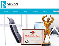 AmCan International Group Website