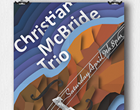 Christian McBride Trio (Folly Jazz Series)