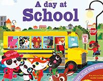 3 Go to School...Coming soon!!