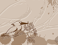 Birds seamless