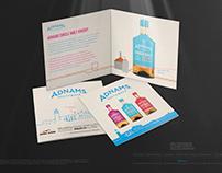 ADNAMS. SOUTHWOLD • Whisky • Booklet Design