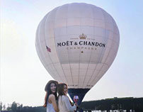 Moet & Chandon PR Event at Malaysia 2017