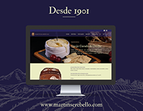 Martins & Rebello - Website