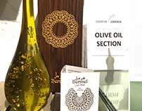 Packaging design [Olive Oil labels]