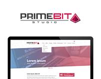 PrimeBit Studio Webdesign