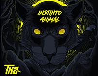 Instinto Animal - Portada de Album