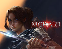 Meraki Comic Issue 1