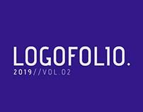 LOGOFOLIO • 2019//VOL. 02