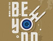 Star Trek Beyond - Poster Posse