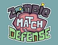 Zombie Match Defense
