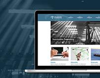 Matesis Marine & Engineering Website