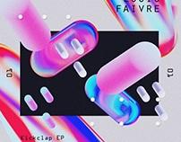 EP COVER - KICKCLAP