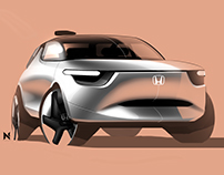 The Next Honda HRV